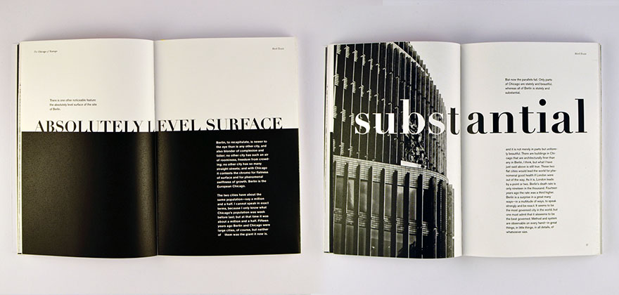 Buchgestaltung, Editorial Design, Absolutely Level Surface