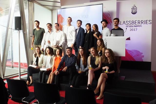 Gewinner der Glassberries Awards 2017 4