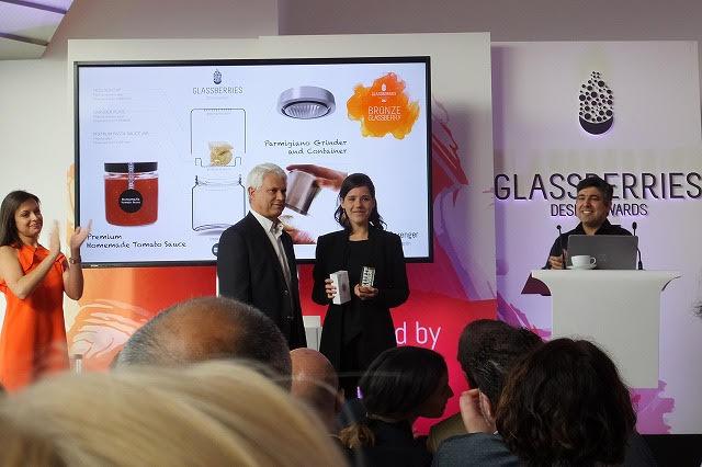 Gewinner der Glassberries Awards 2017 3